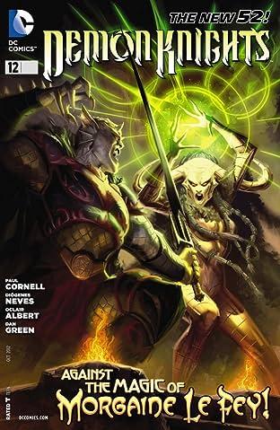 Demon Knights (2011-2013) No.12