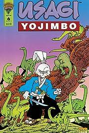 Usagi Yojimbo Vol. 2 #6