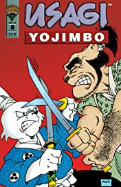 Usagi Yojimbo Vol. 2 #8