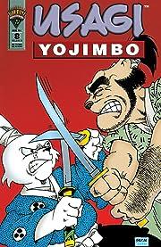 Usagi Yojimbo Vol. 2 #8