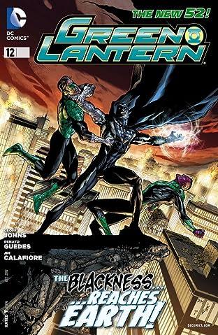 Green Lantern (2011-2016) #12