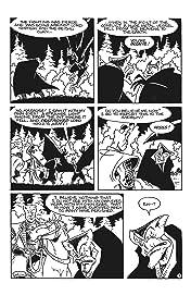 Usagi Yojimbo: Senso #5