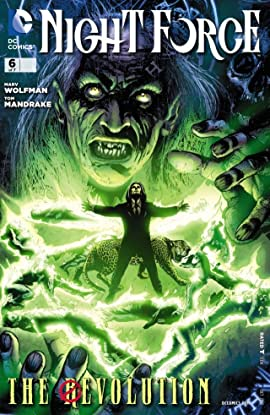 Night Force (2012) #6 (of 7)