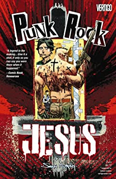 Punk Rock Jesus #2 (of 6)