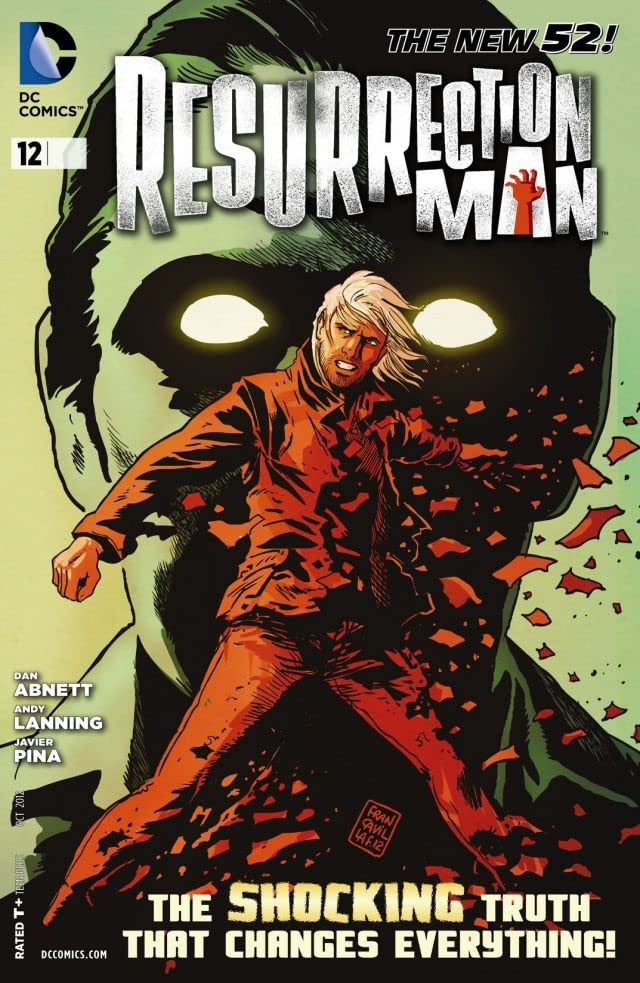 Resurrection Man (2011-2012) #12