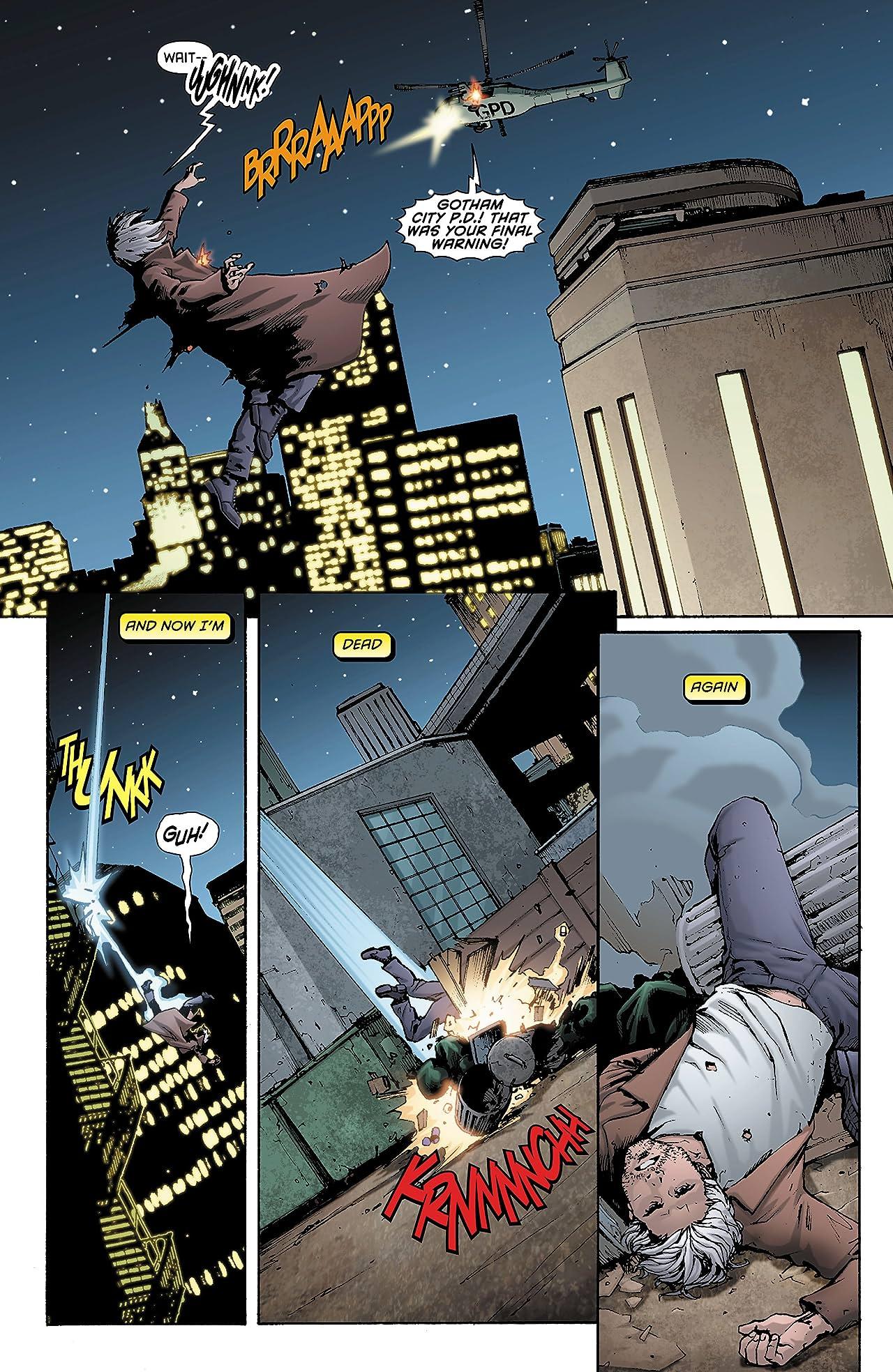 Resurrection Man (2011-2012) #12