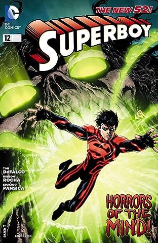 Superboy (2011-2014) #12