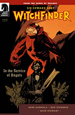 Witchfinder: In the Service of Angels No.1