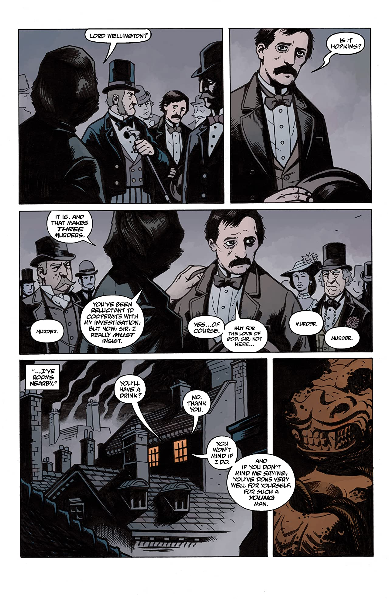 Witchfinder: In the Service of Angels #1