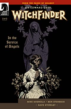 Witchfinder: In the Service of Angels No.2