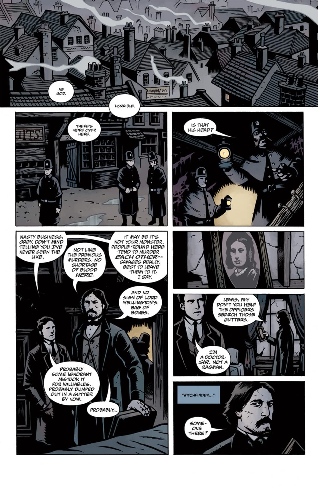 Witchfinder: In the Service of Angels #2