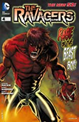 The Ravagers (2012-2013) #4