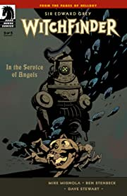 Witchfinder: In the Service of Angels No.3
