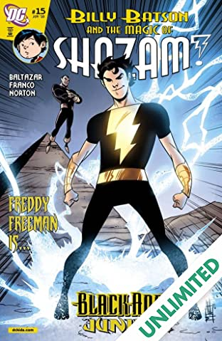 Billy Batson and the Magic of Shazam! #15