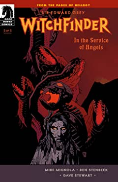 Witchfinder: In the Service of Angels No.5
