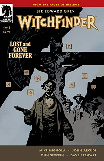 Witchfinder: Lost and Gone Forever #1