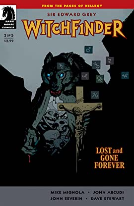 Witchfinder: Lost and Gone Forever No.2