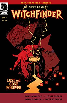 Witchfinder: Lost and Gone Forever #3
