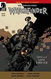 Witchfinder: Lost and Gone Forever No.4
