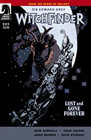 Witchfinder: Lost and Gone Forever No.5