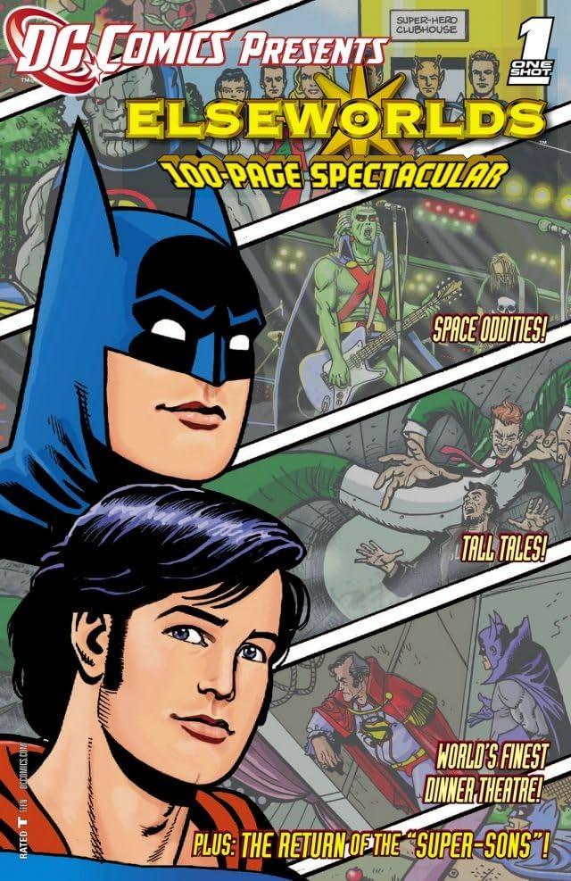 DC Comics Presents: Elseworlds #1