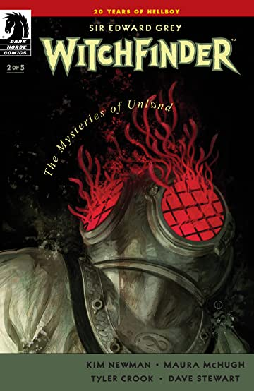 Witchfinder: The Mysteries of Unland #2