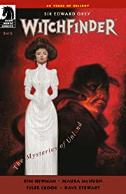 Witchfinder: The Mysteries of Unland No.3