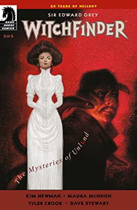Witchfinder: The Mysteries of Unland #3