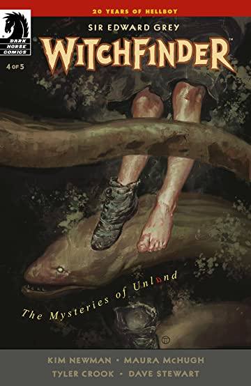 Witchfinder: The Mysteries of Unland #4