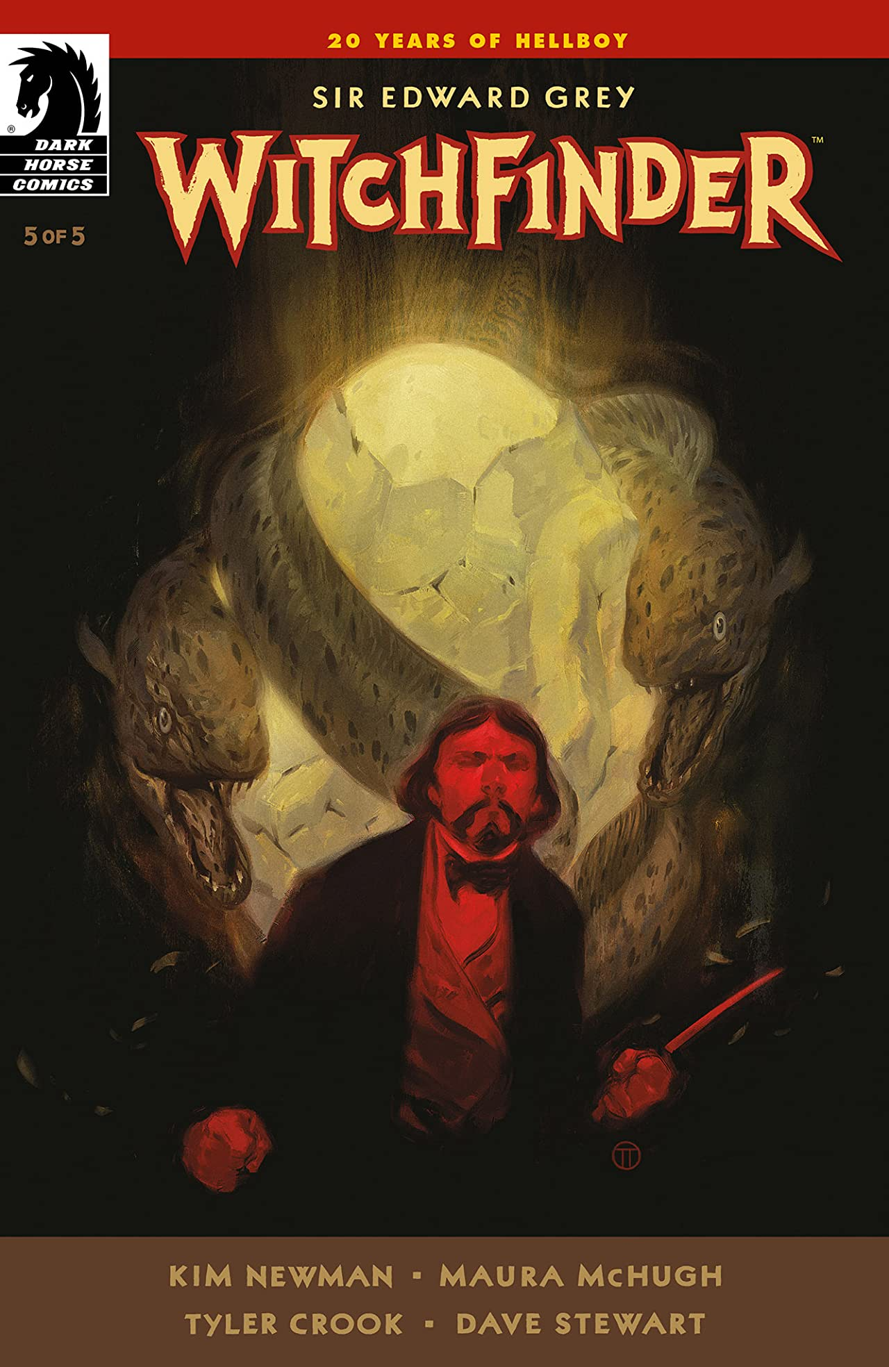 Witchfinder: The Mysteries of Unland #5