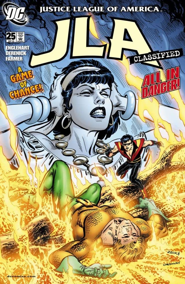 JLA: Classified #25