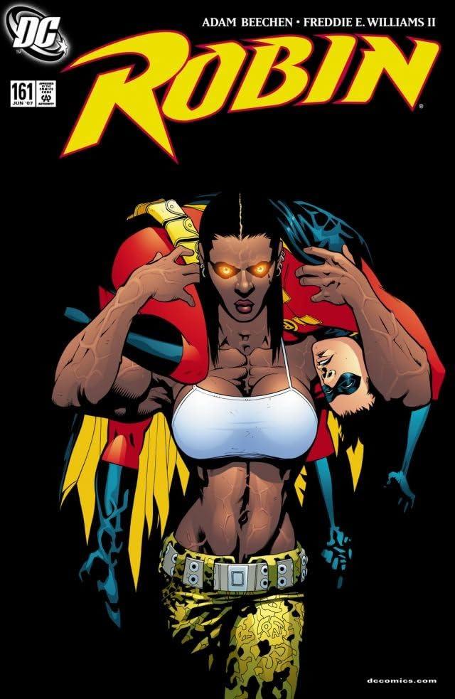 Robin (1993-2009) #161