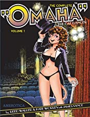 Omaha the Cat Dancer Vol. 1