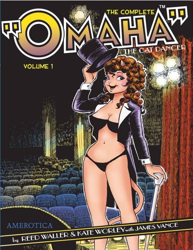 Omaha the Cat Dancer Vol. 1