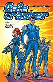 Gatecrasher Vol. 1: Ring of Fire