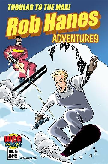 Rob Hanes Adventures #6
