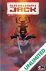 Samurai Jack Vol. 4: Warrior King