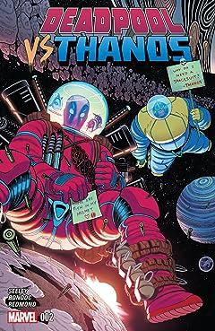 Deadpool vs. Thanos (2015) #2 (of 4)