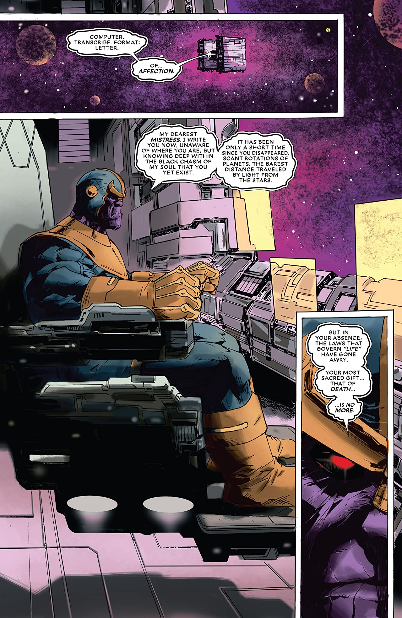 Deadpool vs. Thanos (2015) #2 (of 4)