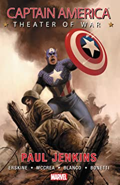 Captain America: Theater of War