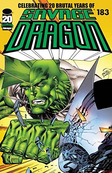 Savage Dragon #183