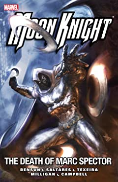Moon Knight Vol. 4: The Death of Marc Spector