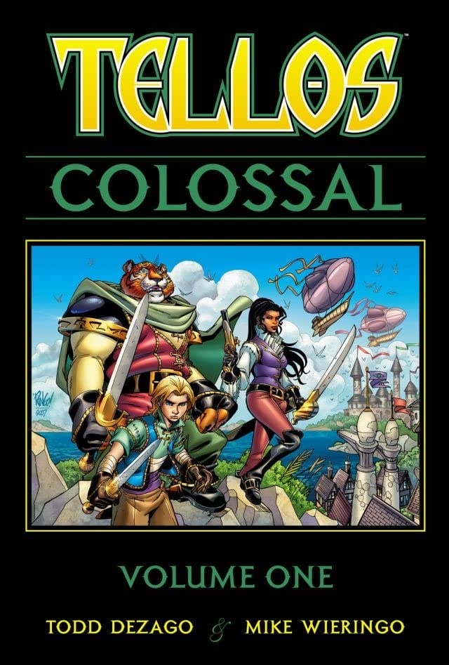 Tellos Colossal Vol. 1