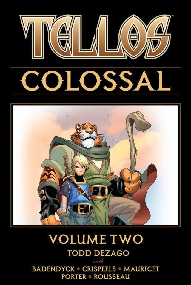 Tellos Colossal Vol. 2