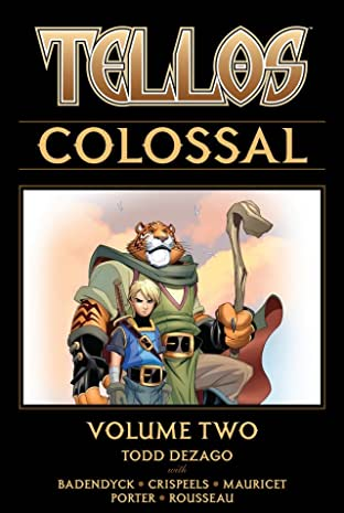 Tellos Colossal Vol. 2