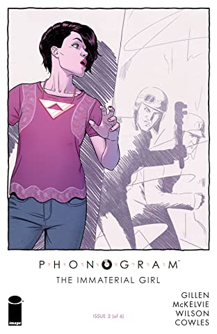 Phonogram: The Immaterial Girl No.2 (sur 6)