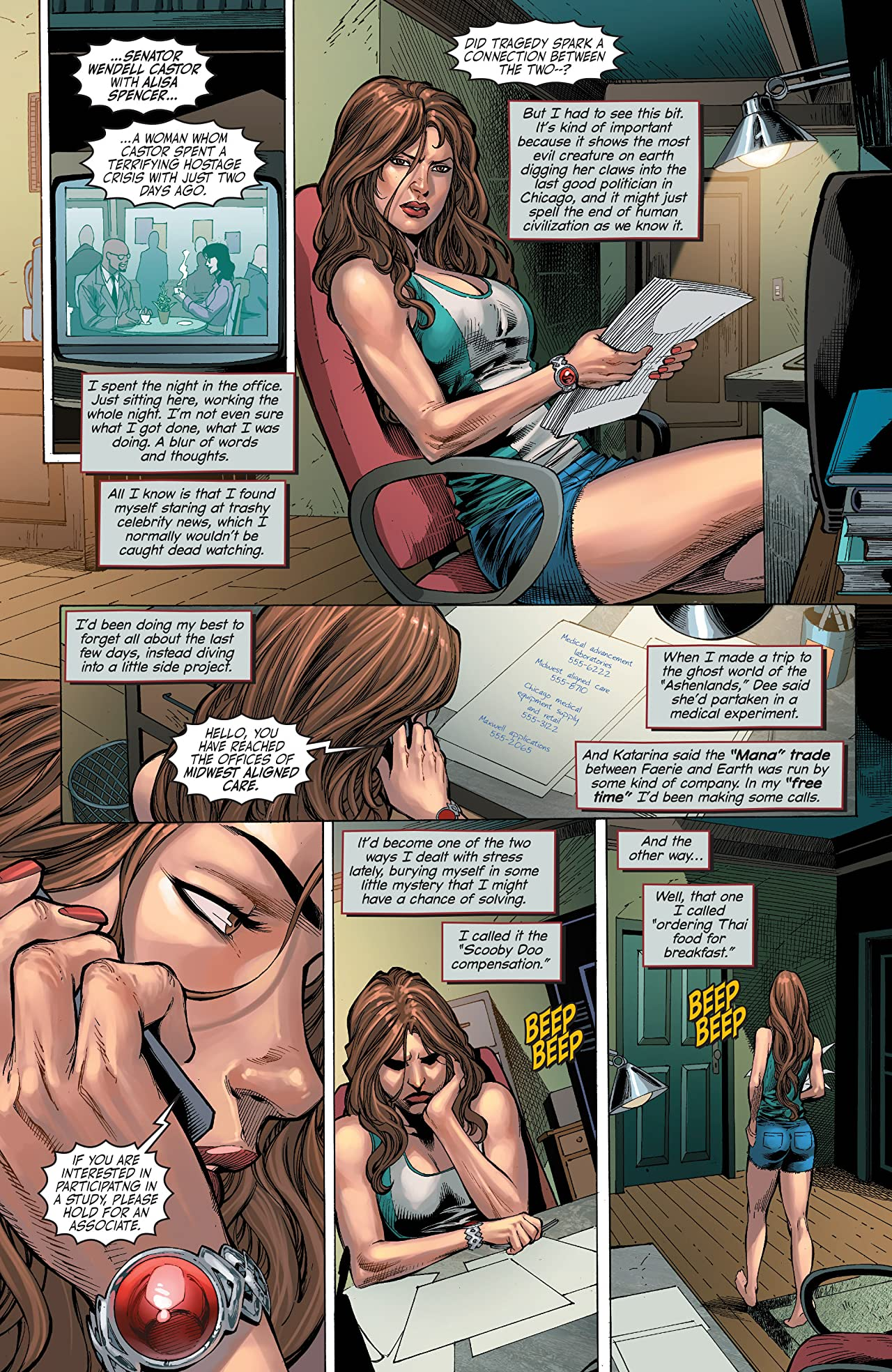 Witchblade #161