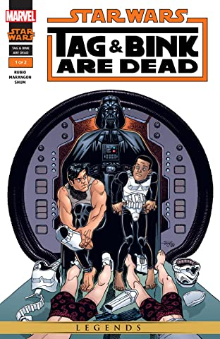 Star Wars: Tag & Bink Are Dead (2001) #1 (of 2)
