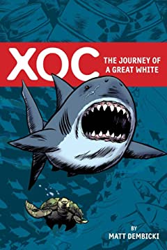 XOC: Journey of A Great White