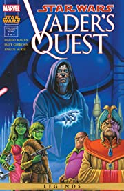 Star Wars: Vader's Quest (1999) #2 (of 4)